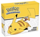 Image for Pokemon 2020 Desk Block Calendar - Official Desk Block Format Calendar