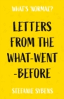 Image for Letters from the what-went-before