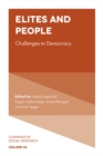 Image for Elites and people  : challenges to democracy