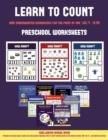 Image for Preschool Worksheets (Learn to Count for Preschoolers) : A Full-Color Counting Workbook for Preschool/Kindergarten Children.