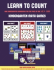 Image for Kindergarten Math Games (Learn to Count for Preschoolers) : A Full-Color Counting Workbook for Preschool/Kindergarten Children.