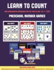 Image for Preschool Number Games (Learn to Count for Preschoolers) : A Full-Color Counting Workbook for Preschool/Kindergarten Children.
