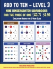 Image for Education Books for 2 Year Olds : 30 Full Color Preschool/Kindergarten Addition Worksheets That Can Assist with Understanding of Math
