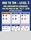 Image for Best Books for Toddlers (Add to Ten - Level 3) : 30 Full Color Preschool/Kindergarten Addition Worksheets That Can Assist with Understanding of Math