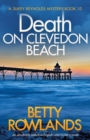 Image for Death on Clevedon Beach : An absolutely addictive English cozy mystery novel