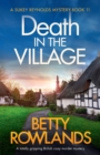Image for Death in the Village : A totally gripping British cozy murder mystery