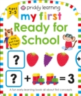 Image for Ready for school  : a fun early-learning book about first concepts