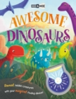 Image for Awesome Dinosaurs : with Magical Flashlight to Reveal Hidden Images