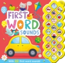 Image for My First Words Sounds : With 22 Sound Buttons
