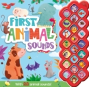 Image for My First Animal Sounds : With 22 Sound Buttons