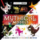 Image for Scratch & Build: Mythical Models : Scratch Art Activity Book