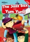 Image for The jazz sax  : and, Yum yum!