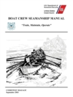 Image for Boat Crew Seamanship Manual (COMDTINST M16114.5C)