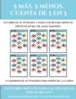 Image for Cuadernos de actividades para ninos de 4 a 6 anos (Fichas educativas para ninos) : Este libro contiene 30 fichas con actividades a todo color para ninos de 5 a 6 anos