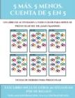 Image for Fichas de deberes para preescolar (Fichas educativas para ninos) : Este libro contiene 30 fichas con actividades a todo color para ninos de 5 a 6 anos