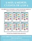 Image for Fichas de numeros para infantile (Fichas educativas para ninos) : Este libro contiene 30 fichas con actividades a todo color para ninos de 5 a 6 anos