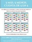Image for Fichas imprimibles para preescolar (Fichas educativas para ninos) : Este libro contiene 30 fichas con actividades a todo color para ninos de 5 a 6 anos
