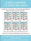 Image for Hojas de actividades imprimibles para preescolar (Fichas educativas para ninos) : Este libro contiene 30 fichas con actividades a todo color para ninos de 5 a 6 anos