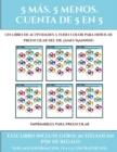 Image for Imprimibles para preescolar (Fichas educativas para ninos) : Este libro contiene 30 fichas con actividades a todo color para ninos de 5 a 6 anos
