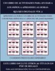 Image for Cuadernos preescolares imprimibles (Un libro de actividades para ayudar a los ninos a aprender las horas- Relojes digitales Vol 2) : Este libro contiene 30 fichas con actividades a todo color para nin