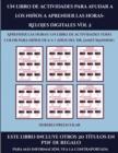 Image for Deberes preescolar (Un libro de actividades para ayudar a los ninos a aprender las horas- Relojes digitales Vol 2) : Este libro contiene 30 fichas con actividades a todo color para ninos de 6 a 7 anos