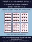 Image for Fichas de numeros para infantile (Un libro de actividades para ayudar a los ninos a aprender las horas- Relojes digitales Vol 2) : Este libro contiene 30 fichas con actividades a todo color para ninos