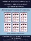 Image for Fichas imprimibles para infantil (Un libro de actividades para ayudar a los ninos a aprender las horas- Relojes digitales Vol 2) : Este libro contiene 30 fichas con actividades a todo color para ninos
