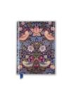 Image for William Morris - Strawberry Thief Pocket Diary 2021