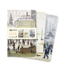 Image for L.S. Lowry Mini Notebook Collection