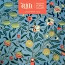 Image for William Morris Gallery: William Morris Wall Calendar 2022 (Art Calendar)