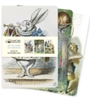 Image for Alice in Wonderland Midi Notebook Collection