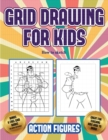 Image for How to sketch (Grid drawing for kids - Action Figures) : This book teaches kids how to draw Action Figures using grids