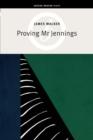 Image for Proving Mr. Jennings