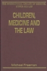 Image for Children, medicine and the law