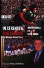 Image for In strength and shadow  : the Mervyn Davies story