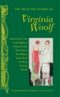 Image for The Selected Works of Virginia Woolf