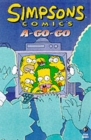Image for Simpsons comics a go-go