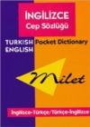 Image for Milet Pocket Dictionary (turkish-english)