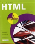 Image for HTML in easy steps