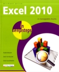 Image for Excel 2010 in easy steps