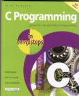 Image for C programming in easy steps