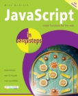 Image for JavaScript in easy steps