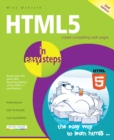 Image for HTML5 in easy steps  : covers the new HTML 5.1 W3C recommendation
