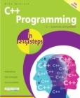 Image for C++ programming in easy steps