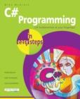 Image for C# programming in easy steps