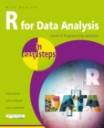 Image for R for data analysis in easy steps  : covers R programming essentials