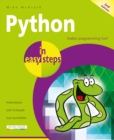 Image for Python in easy steps