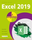 Image for Excel 2019 in easy steps