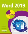 Image for Word 2019 in easy steps  : also covers Microsoft Word in Office 365