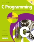 Image for C programming in easy steps